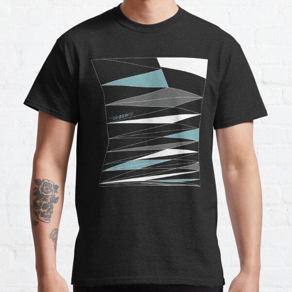 The Blizzard Originals - Ice - Tri-colour Design Classic T-Shirt