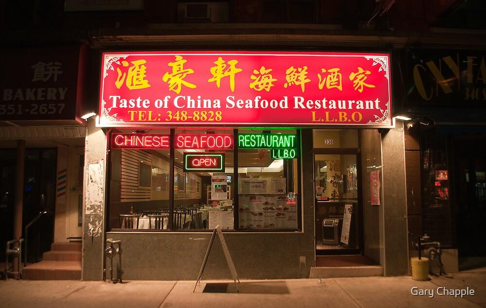 Taste Of China by Gary Chapple