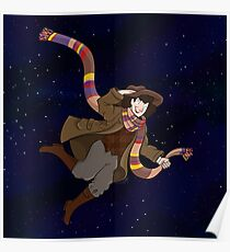 4th Doctor! Poster
