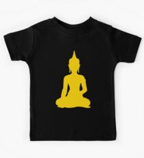 Attention Buddha Kids Tee