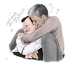 Mystrade - I just don't do what your brother tells me! by Clarice82