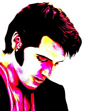 Elvis Pop Art by ryanrydalch