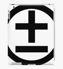 2015 Shirt (Black Logo) iPad Case/Skin