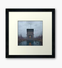 The Booth Framed Print