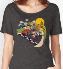 Super Fighting Kart Women's Relaxed Fit T-Shirt