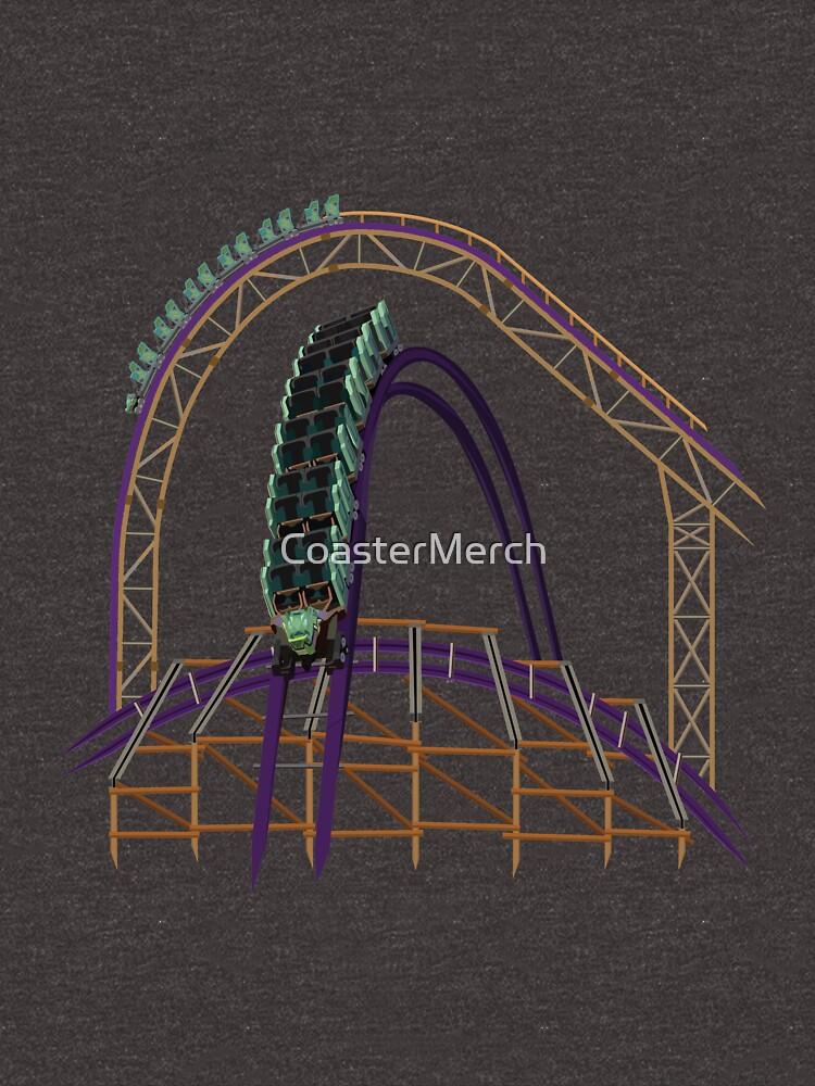 Iron RMC Gwazi Airtime Design by CoasterMerch
