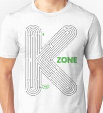 aMAZEing (Black+Green) Unisex T-Shirt