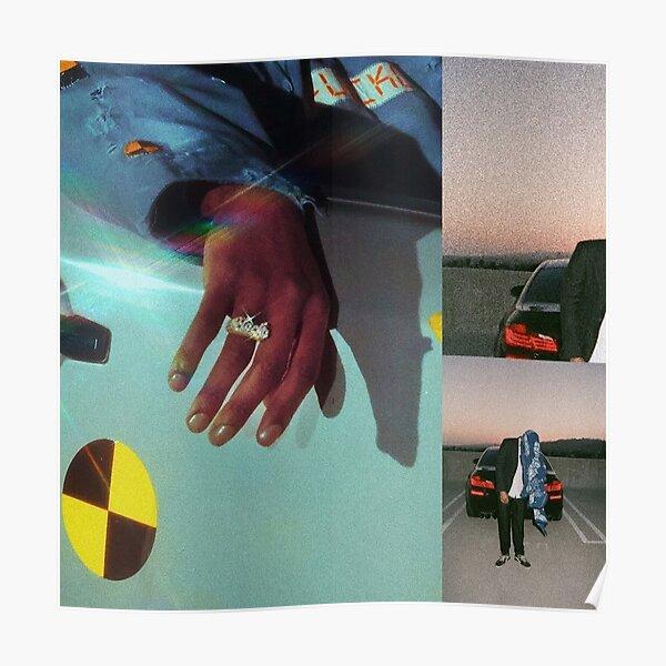 Un doigt glacial $ AP Rocky Poster