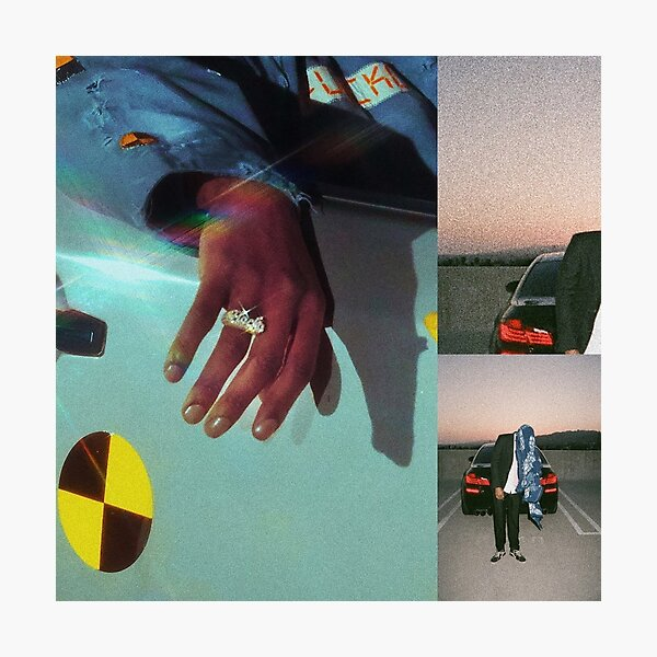 A$AP Rocky icy finger Photographic Print