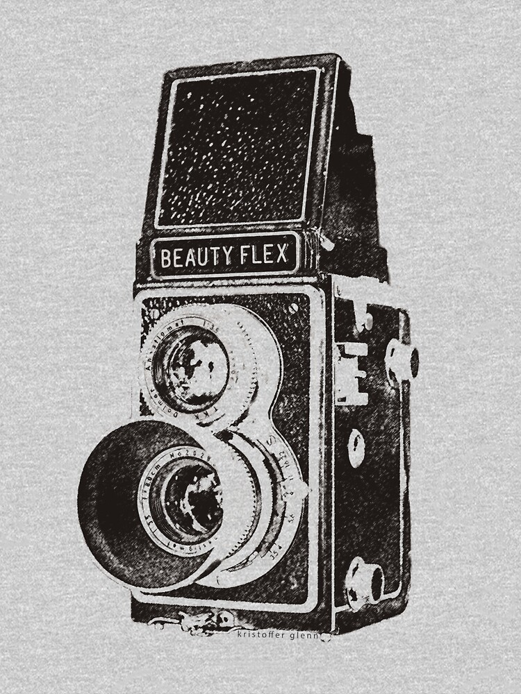 Vintage Beautyflex TLR camera by KristofferGlenn