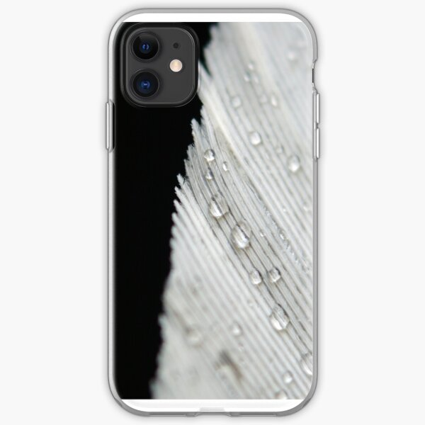 Feather (iphone) iPhone Soft Case
