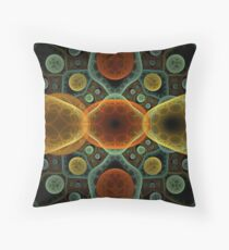 Curlscope Chambers Throw Pillow