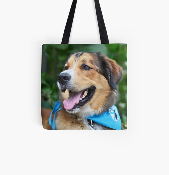 Lucky Psy'chien Tote bag doublé