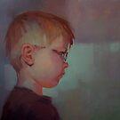 Joe, thinking... by Kathylowe