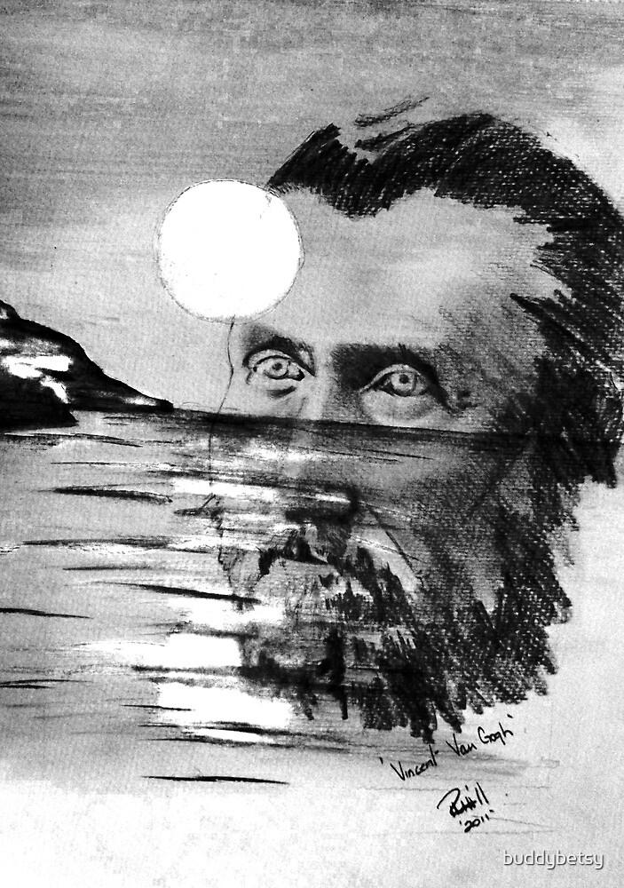 Vincent Van Gogh by buddybetsy