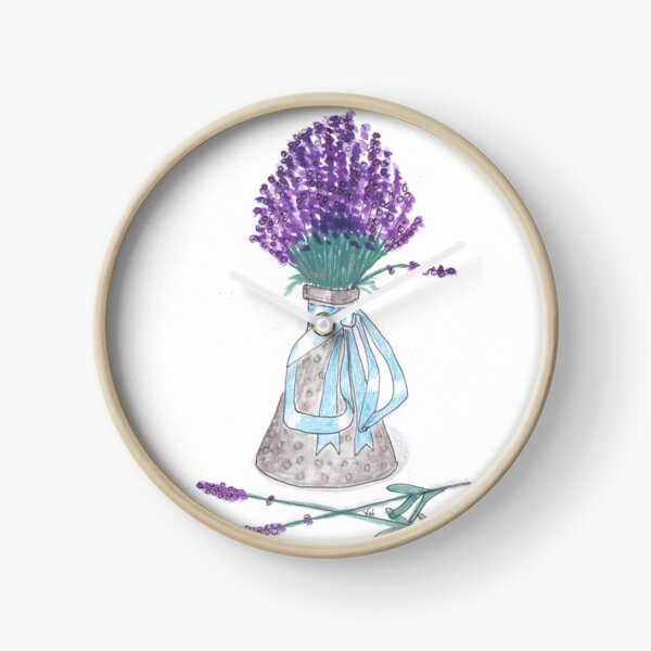 Lavender - Virtue Clock