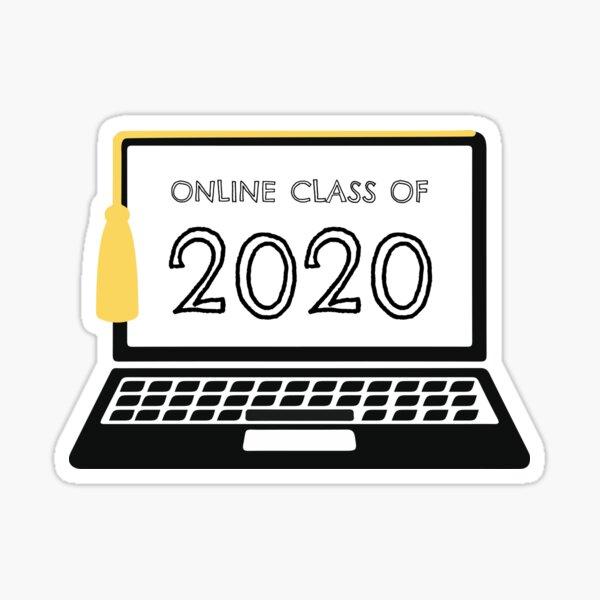 Online Class of 2020 - Yellow Sticker