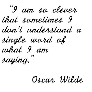 Oscar Wilde quotes by Irenuccia