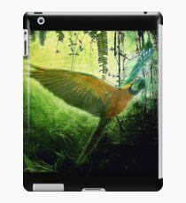 Beauty Bird  - fine feathers iPad Case/Skin
