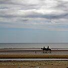 Bettystown beach, Ireland by Tamara Travers