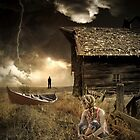 Untethered... by Karen  Helgesen