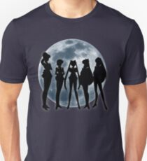 Sailor Moon Silhouettes v.2 T-Shirt