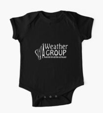 WA Weather Group T-Shirt One Piece - Short Sleeve