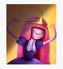 Princess Bubblegum Photographic Print