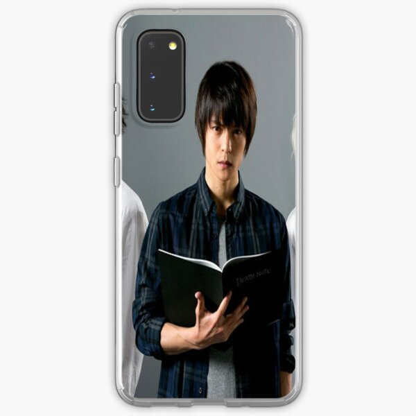 Death note 2015 drama Samsung Galaxy Soft Case