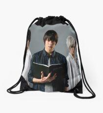 Death note 2015 drama Drawstring Bag