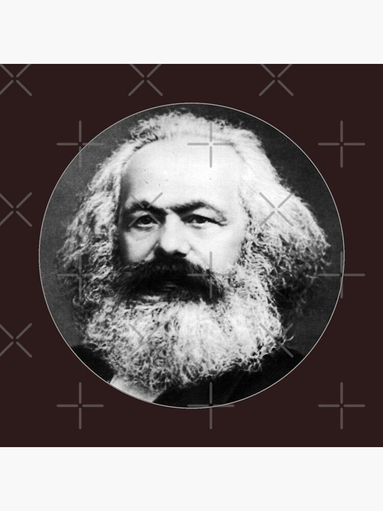 Karl Marx by BigTime