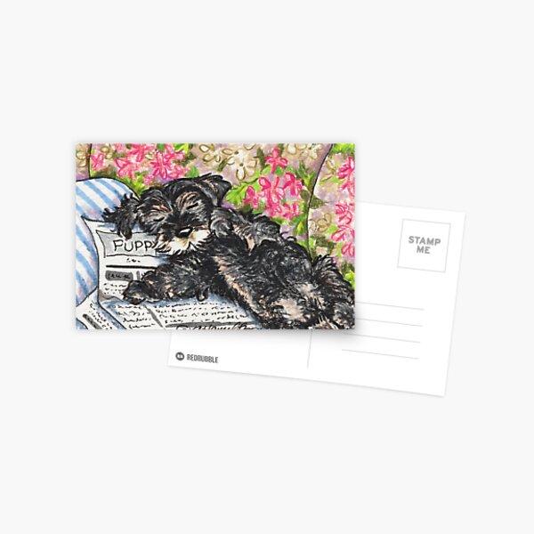 Schnazuer Träume Postkarte