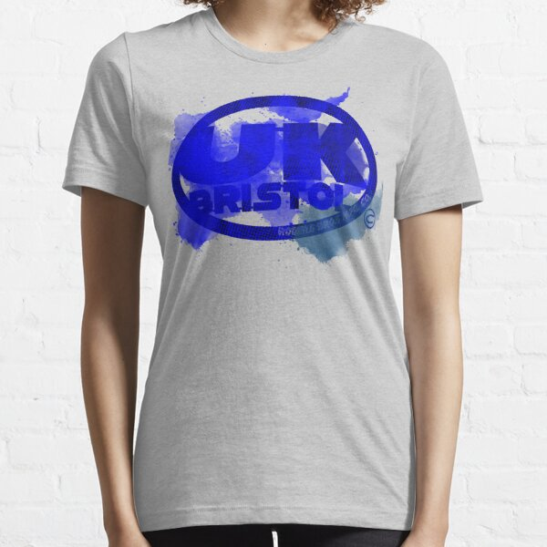 uk halftone by rogers bros Essential T-Shirt