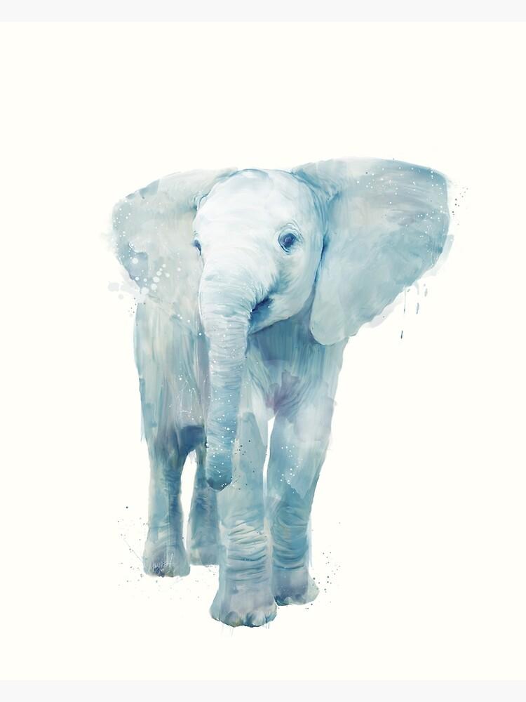 Elephant by AmyHamilton
