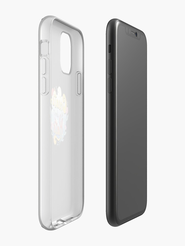 Alternate view of Create Don't Hate iPhone Case & Cover