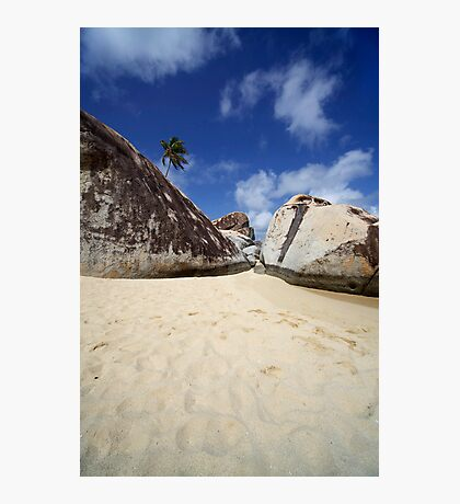 Virgin Gorda - Untouched Paradise Photographic Print