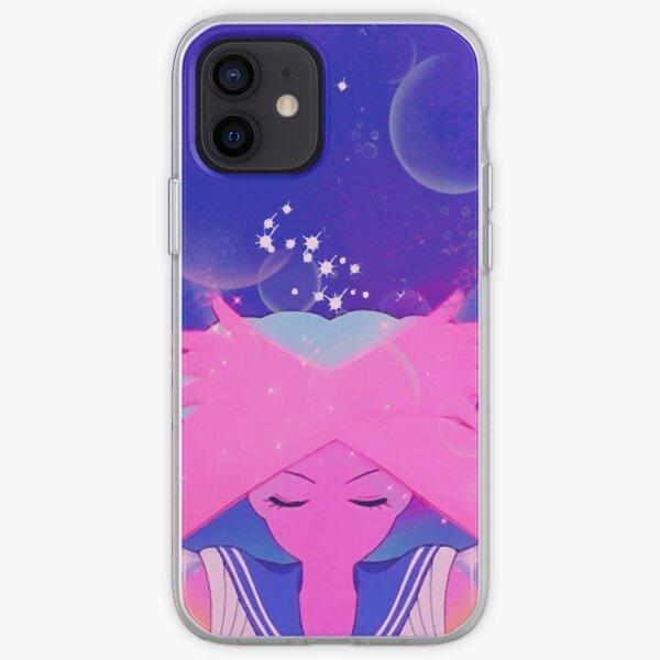 sailormoon iPhone Soft Case