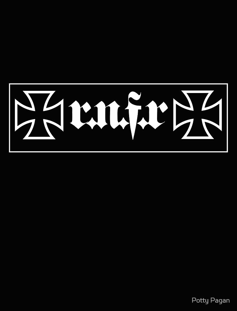 r.n.f.r (rock n fucking roll) by Antony Potts