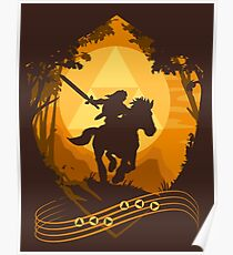 Epona's Song Poster