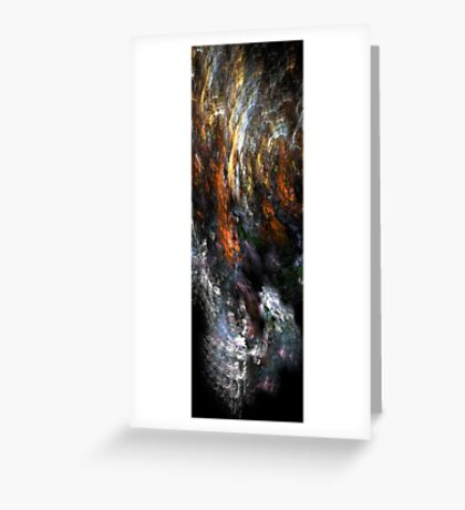 Flashes of summer lightning Greeting Card