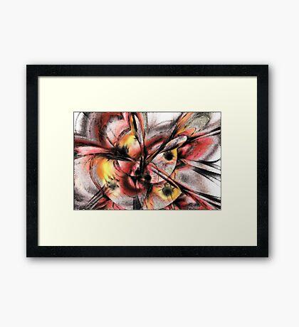Visual Framed Print