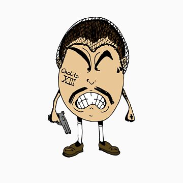 Rotten Egg #1: Lil' Scramble by oddfruit