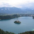 Lake Bled by stoo61