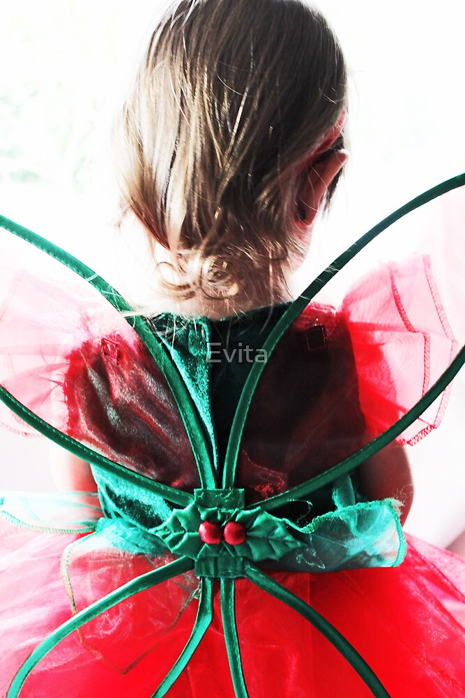 Waiting For Christmas -Fairy Girl- by Evita