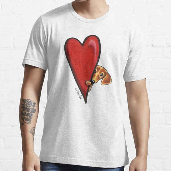 Love Dachshunds Essential T-Shirt
