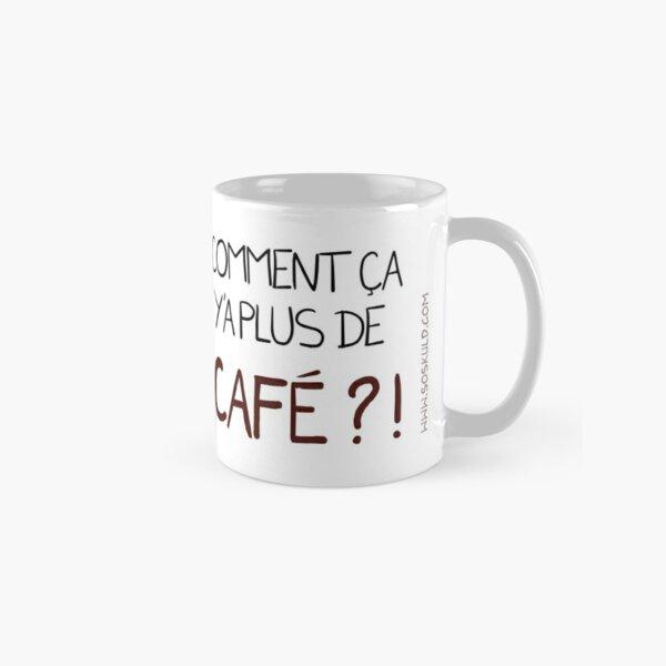 Plus de café Mug classique