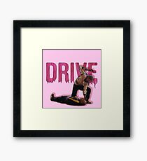 "Drive - ""Whose Money Do I Have?"" Framed Print"