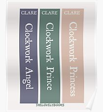 The Infernal Devices by Cassandra Clare Poster