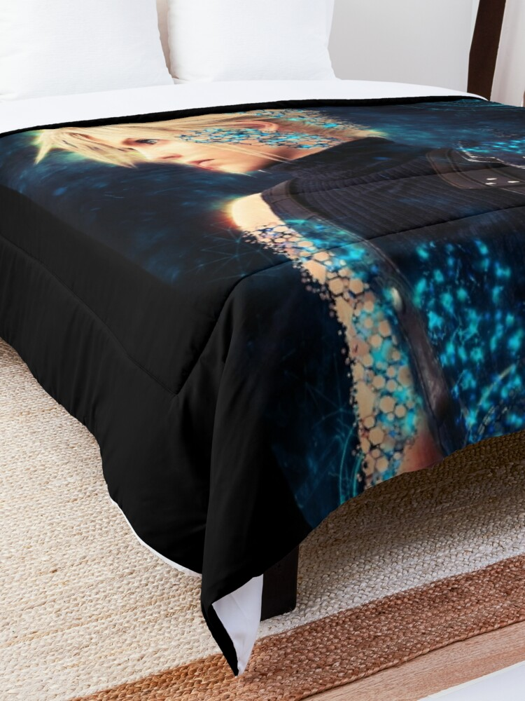 Alternate view of Cyber Fantasy Comforter