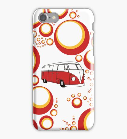 Kombi Cover 2 iPhone Case/Skin
